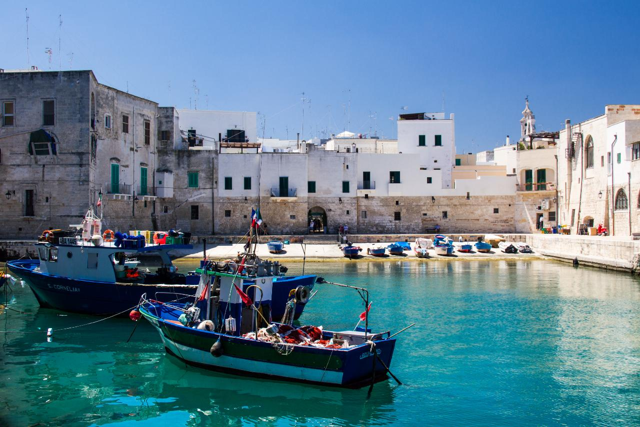 Monopoli, A gem by the sea #Englishtour