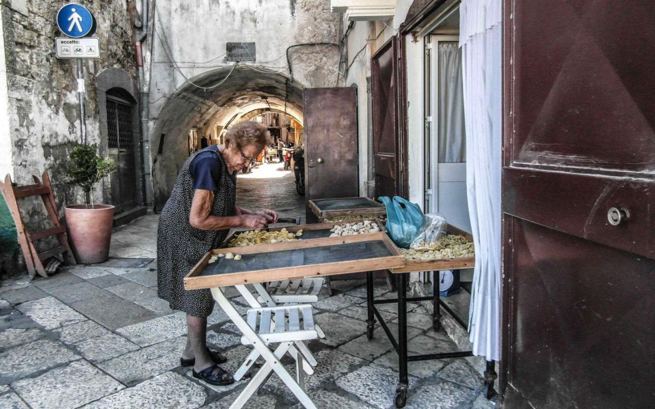Bari, città autentica