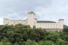 SPOLETO: tour della città e della Rocca Albornoziana, del Museo Nazionale del Ducato e del Ponte delle Torri.