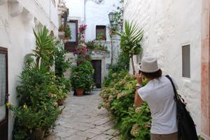 PUGLIA: colori e sapori della VALLE D'ITRIA