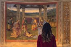 MONTEFALCO & SAGRANTINO: arte e buon vino in UMBRIA