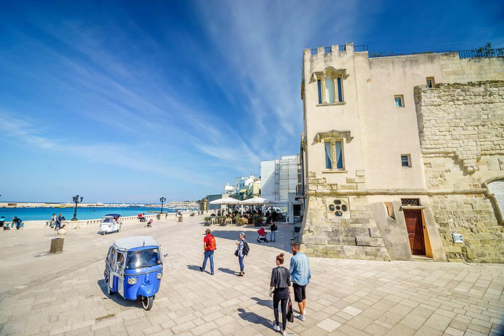 Otranto, perla d'Oriente