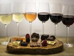 Perfectly Paired -  Indulge in Wine + Cheese + Chocolate
