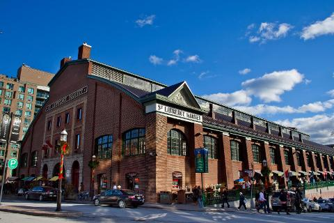 St. Lawrence Market & Old Town Toronto