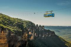 SCENIC WORLD & SIGHTSEEING - One Hour Sightseeing Tour + Scenic World