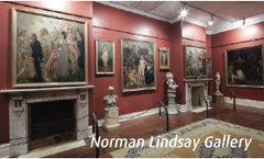 Day Tours: Norman Lindsay Gallery