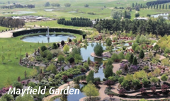 Day Tours: Mayfield Garden