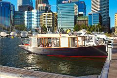 Ferry from Elizabeth Quay