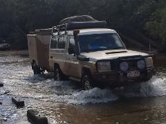 11 Day Cape York  Camping 4x4 Safari - Fly - Drive
