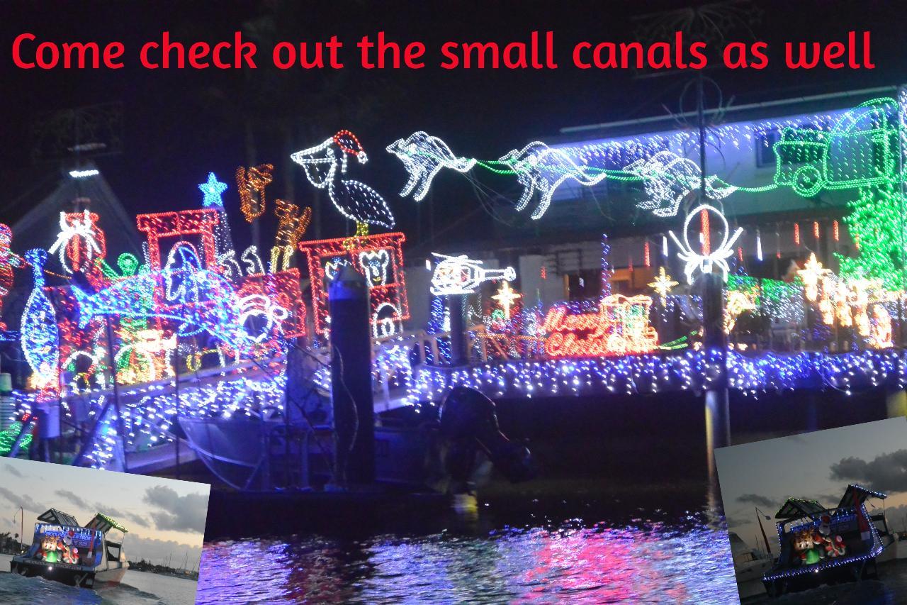 Christmas Lights Cruise on Hela-Va Jet