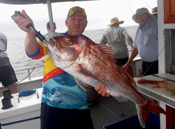 12 Hour Deep Sea Fishing Charter