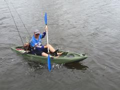 Guided Kayak Estuary & Dam Fishing Tours