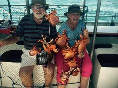 7 Hour Deep Sea Fishing & Crabbing Charter