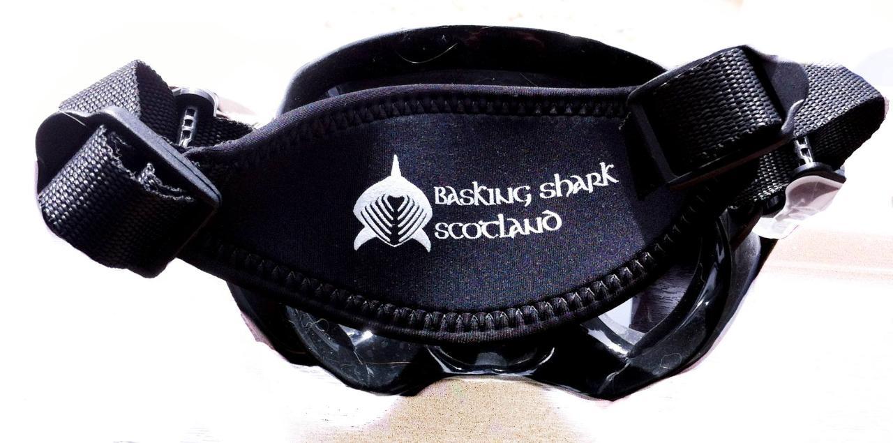 Basking Shark Mask Strap