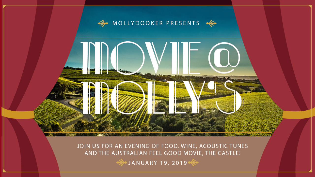 Movie @ Molly's | The Castle