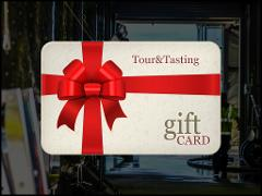 Tour and Tasting - Gift Card