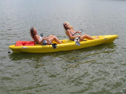 Kayak (Tandem) - Hourly