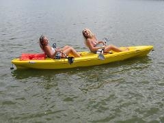 Kayak (Tandem) - Hourly
