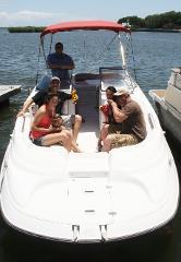 HT's Shuttle Boat
