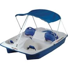 Dolphin Pedal Boat - Hourly