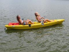 Kayak (Tandem) - 1/2 Hour