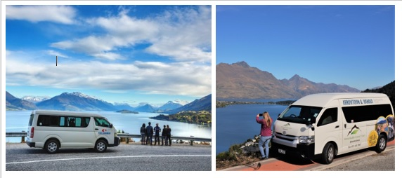 Queenstown and Glenorchy LOTR Combo