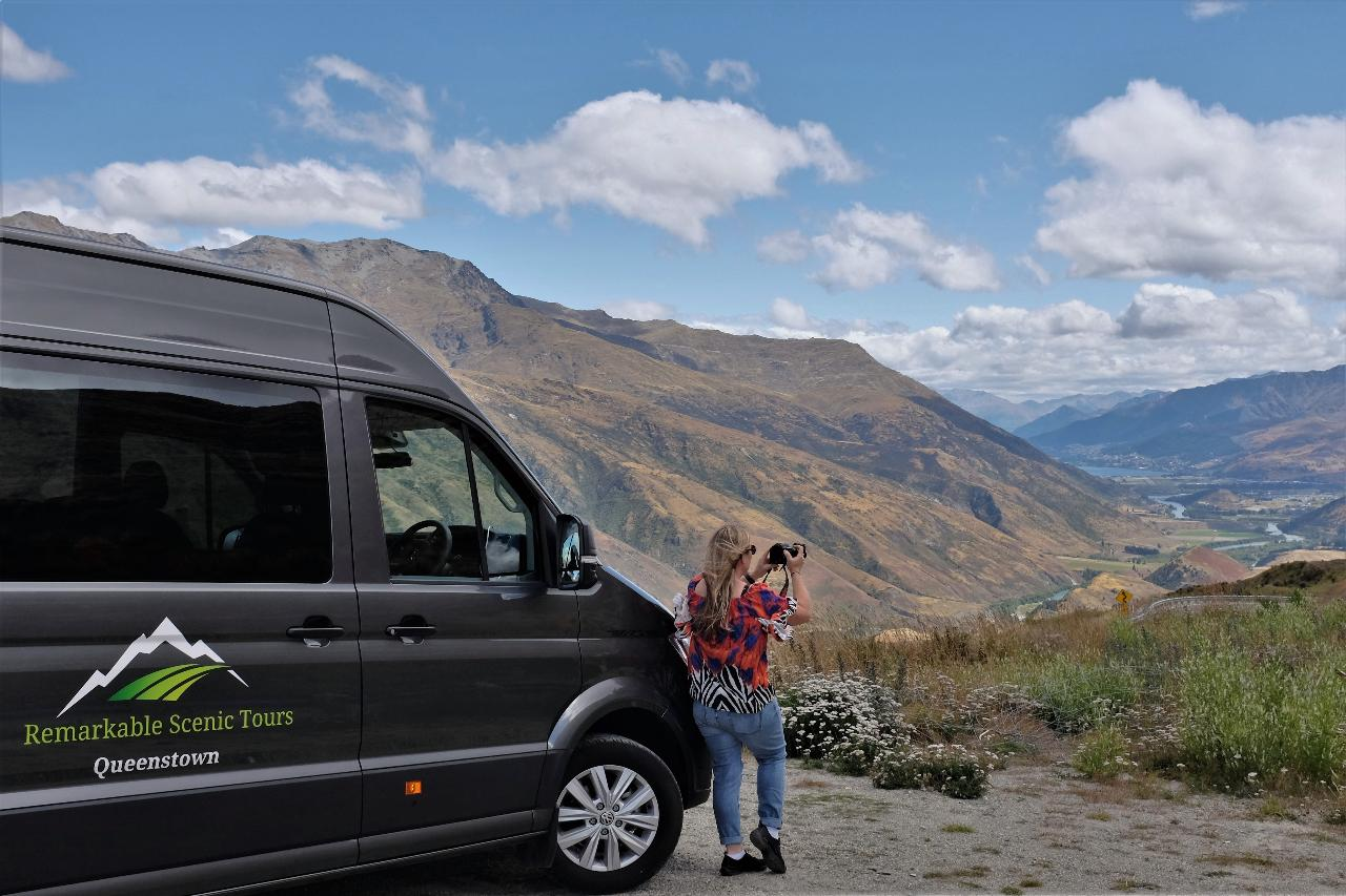 Arrowtow - Wanaka Premium Tour Remarkable Scenic Tours
