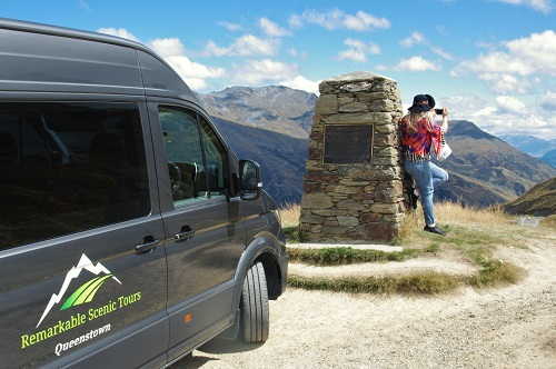 Arrowtown & Wanaka Half Day Tour, Remarkable Scenic Tours
