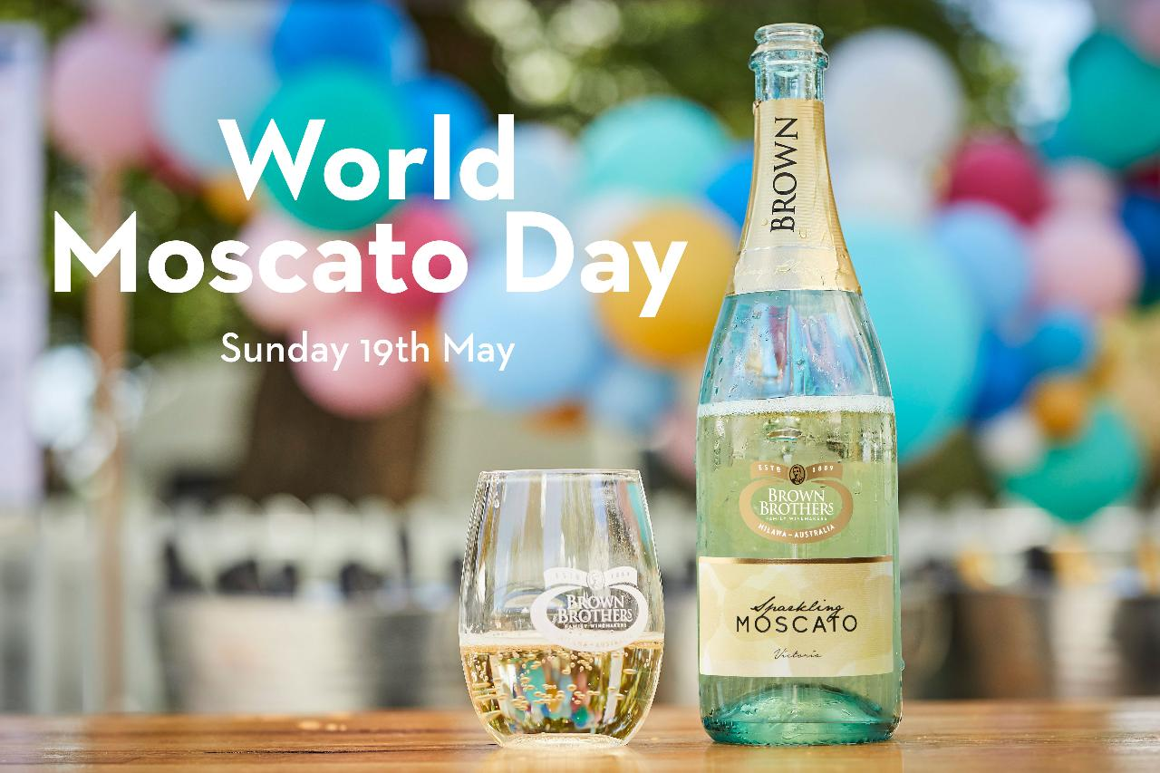World Moscato Day 2019