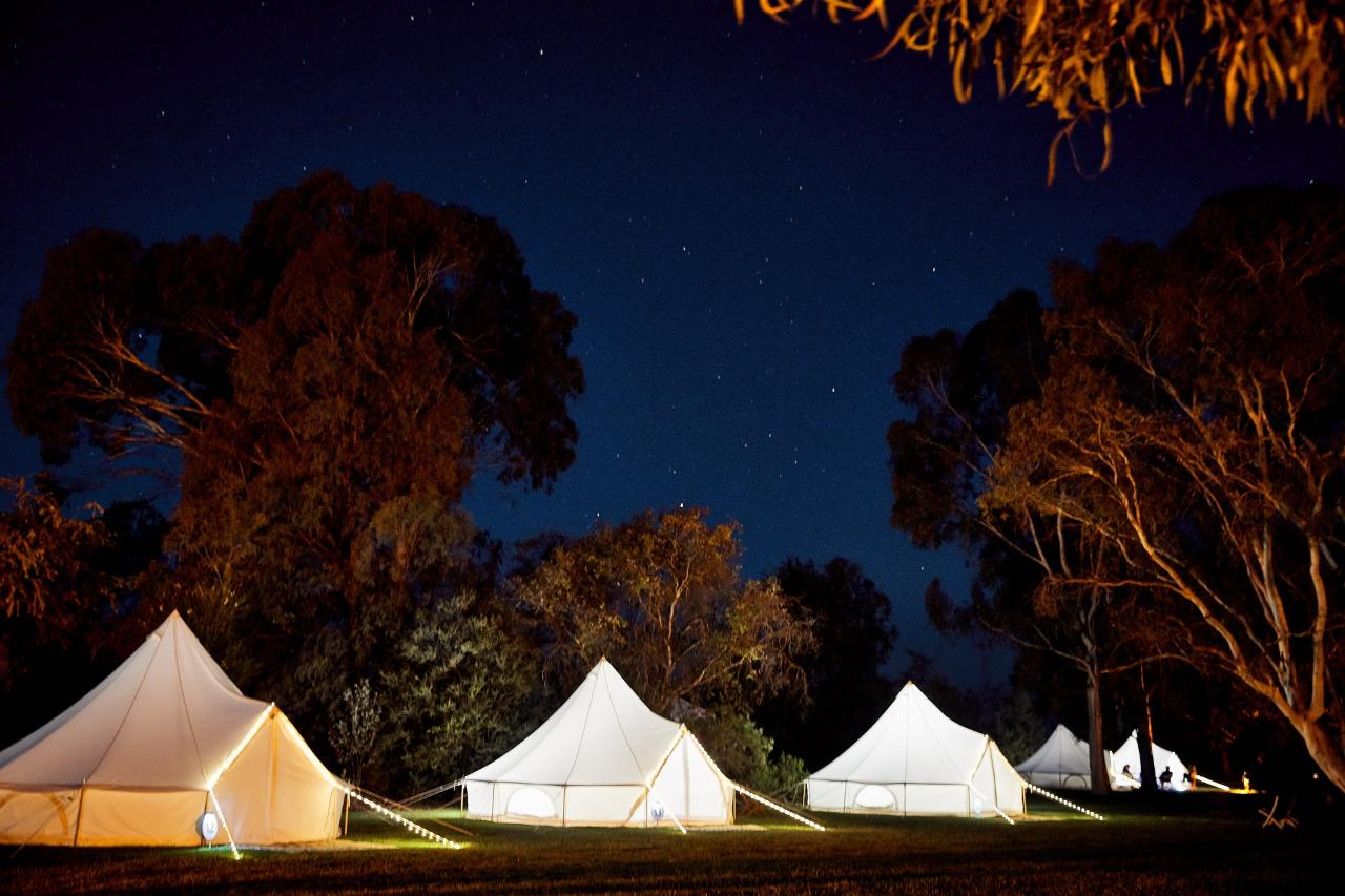 GAL-ENTINES WEEKEND GLAMPING