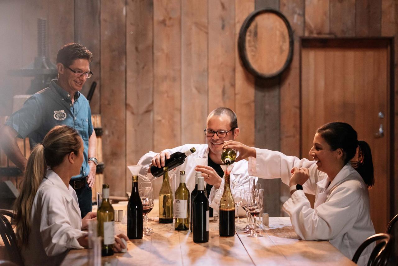 Wine Blending Experience