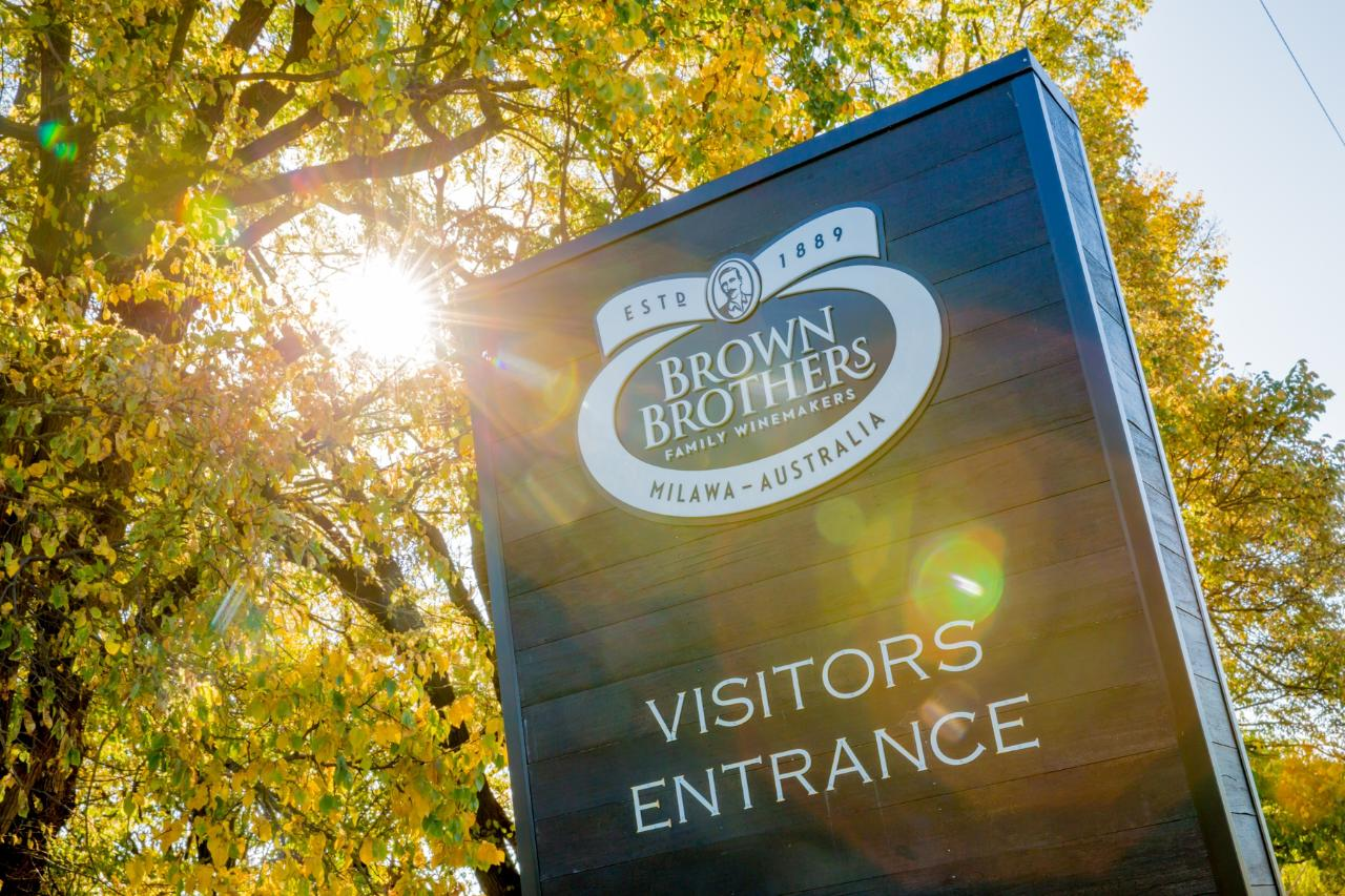 $300 Brown Brothers Milawa Gift Voucher