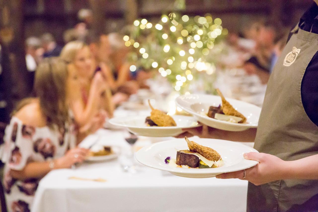 Spring Wine & Food Festival OPENING DINNER 2018