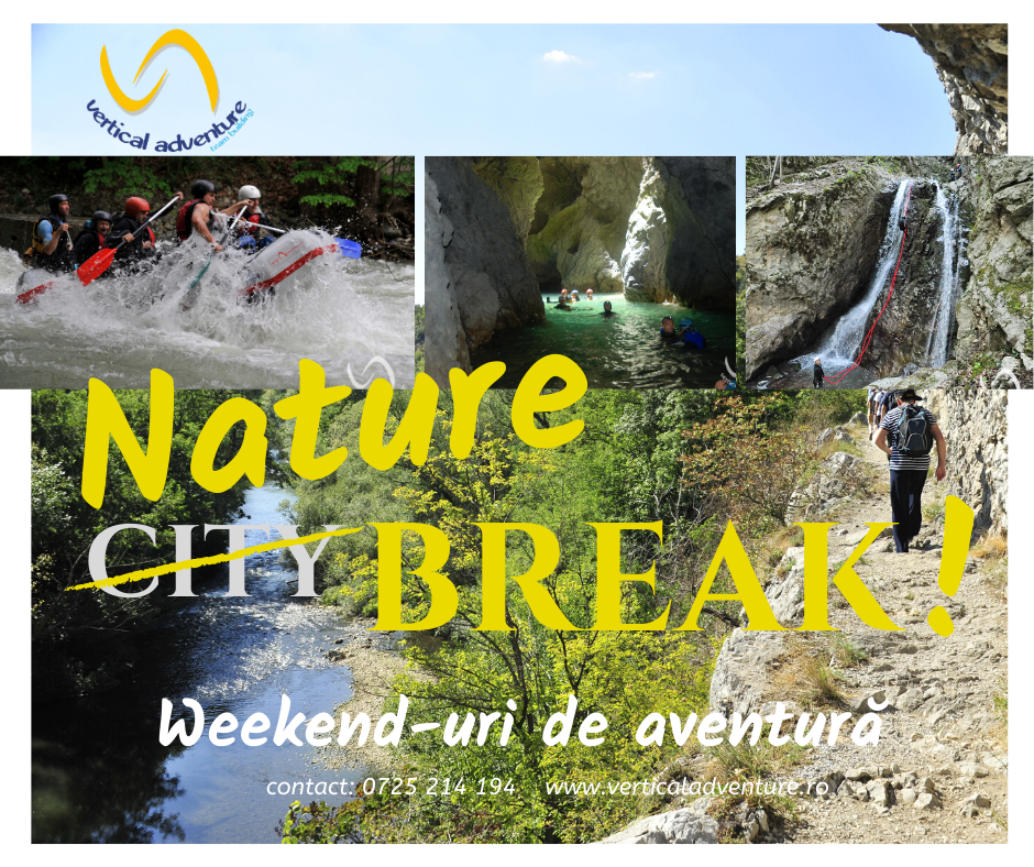 Nature Break! 02 mai Cheile Nerei