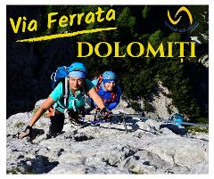 Via - Ferrata   în   Dolomiți,  Italia  1-9 august 2020