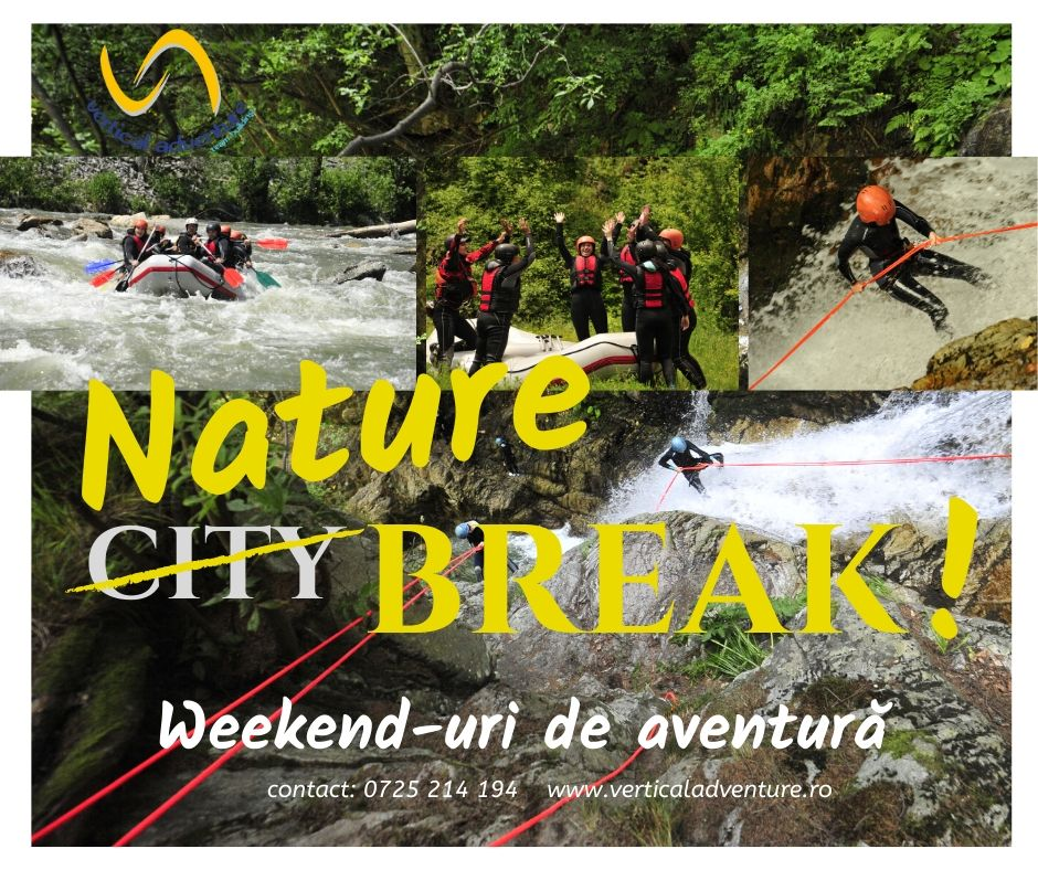 Nature Break!   23-24 mai Munții Retezat & Valea Jiului