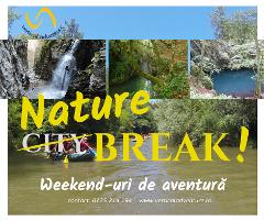 Nature Break! 9-10 mai Cheile Nerei/Cheile Carașului  &  Valea Cernei