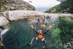 Canyoning&Trekking pe insula Samothraki, Grecia