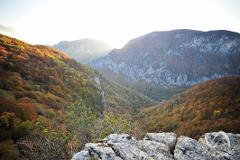 Toamna în crovuri - Valea Cernei 7-9 octombrie
