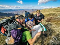 Excursie în crovuri pe Valea Cernei