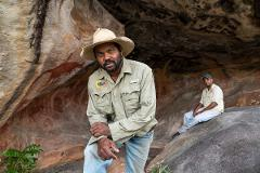 Full Day 4WD Aboriginal Rock Art and Ranger Tour