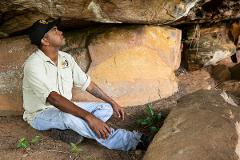 Half Day Aboriginal Rock Art Experience
