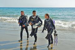 Guided Shore Dive