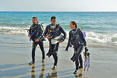 Dive Guide Course