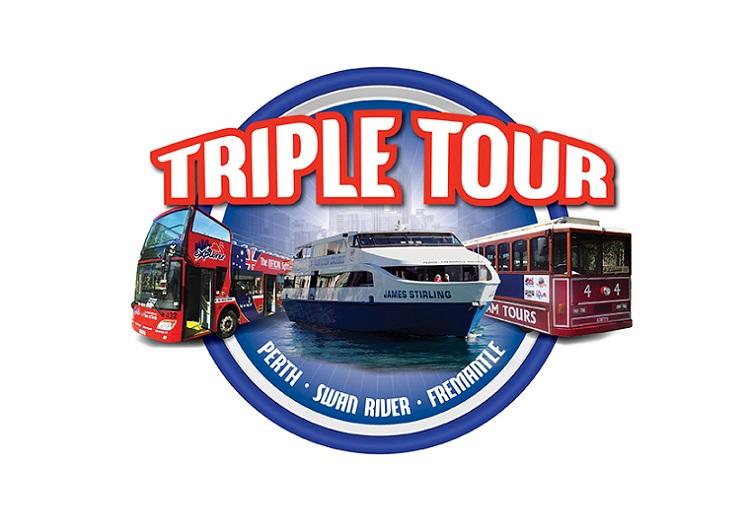 Triple Tour - Fremantle to Perth