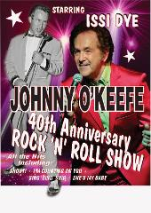 Issi Dye - Johnny O'Keefe Tribute Show