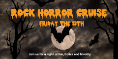 Rock Horror Cruise - Friday The 13th