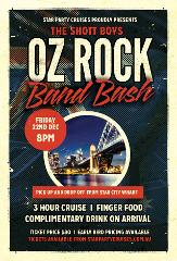 The Shott Boys Oz Rock Bash Cruise