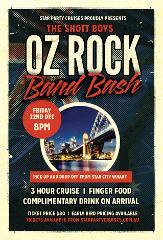 The Shott Boys Oz Rock Bash Cruise