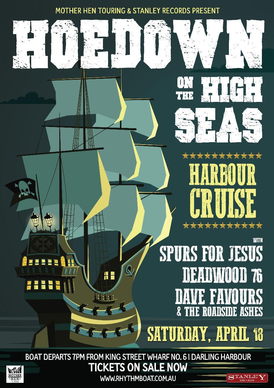 Hoedown on the High Seas